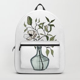 Magnolia twig Backpack