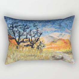 Boise Foothills no. 1 Rectangular Pillow