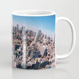 Tokyo Skyline Coffee Mug