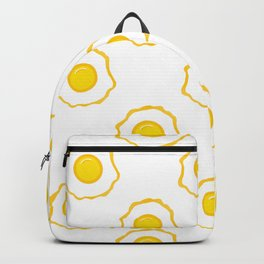 Eggs Pattern Backpack