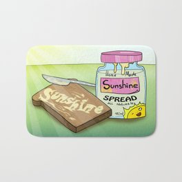 Spread the Sunshine Bath Mat