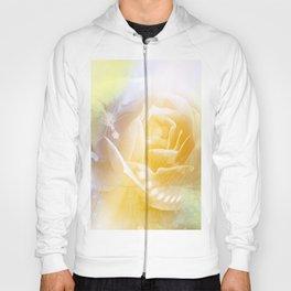 Beautiful yellow rose Hoody