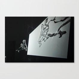 SHADOWNING Canvas Print