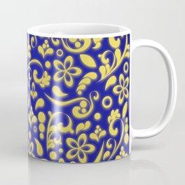 3D flamboyant flower bed - King's messenger Coffee Mug