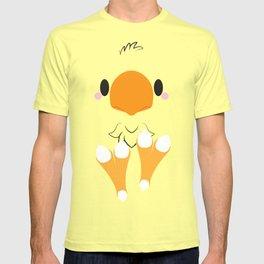 Yellow Chocobo Block T-shirt