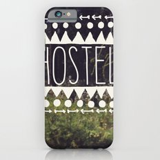 hostel iPhone 6s Slim Case