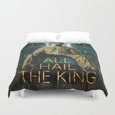 ALL HAIL THE KING Duvet Cover