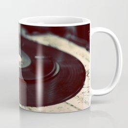 like a record, baby Coffee Mug