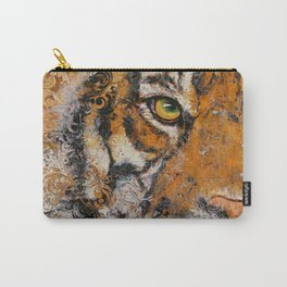 Royal Tiger Carry-All Pouch