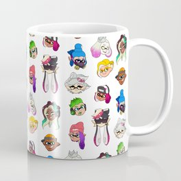 Splatoon 2 Coffee Mug