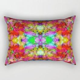 Soft echoes Rectangular Pillow