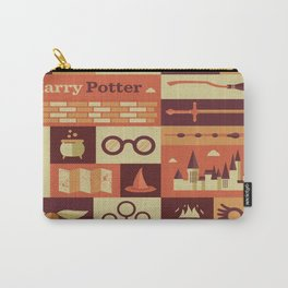 All character potter Carry-All Pouch