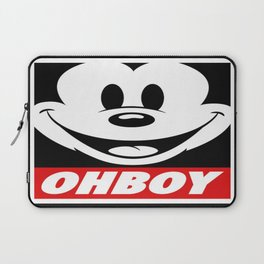 Oh Boy! Laptop Sleeve
