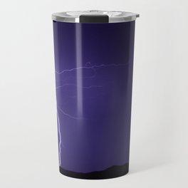 Lightning Strikes - II Travel Mug