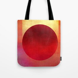 Circle Composition XIII Tote Bag