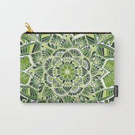 Green Serenity Carry-All Pouch