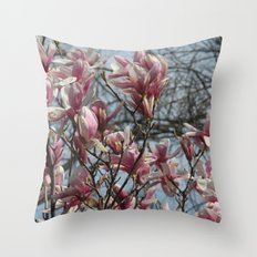 Springtime! Throw Pillow