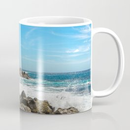 Hawaiian Ocean Blue Coffee Mug