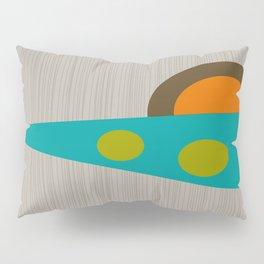 Abstract Mid-Century Pillow Sham
