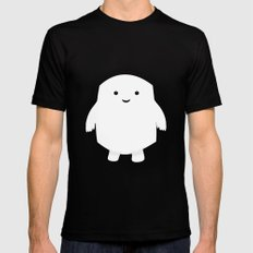Doctor Who Adipose Mens Fitted Tee X-LARGE Black