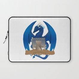 Clan Lochguard Blue Crest Laptop Sleeve