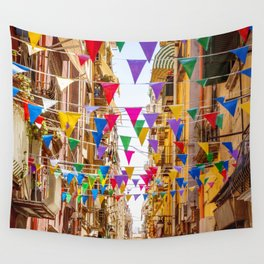 Naples, Italy Wall Tapestry