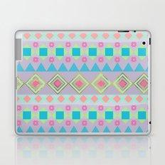 Golden Tribal Pattern Laptop & iPad Skin