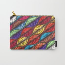 leafy leaves Carry-All Pouch