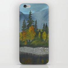 Mount Sopris iPhone & iPod Skin