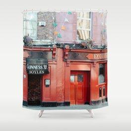 Doyle's Pub Shower Curtain