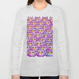 owl-172 Long Sleeve T-shirt