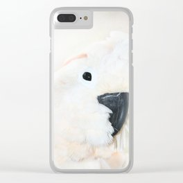Love is the Magic of Changes Clear iPhone Case