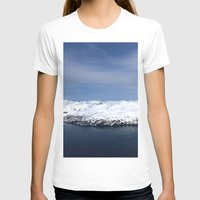 alaska T-shirts featuring Whitter, Alaska by Chris Root