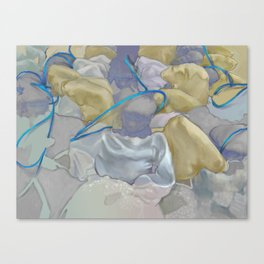 Build Your Own Angel Canvas Print