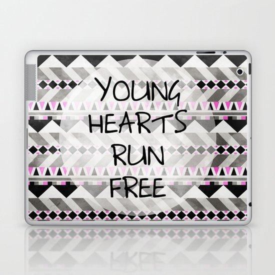Young Hearts Laptop & iPad Skin