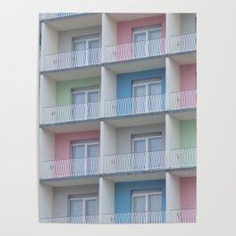 hotels motels hotels Poster