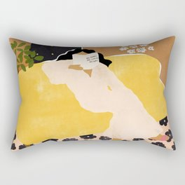Big Things Are Coming My Way Rectangular Pillow