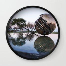 the ball Wall Clock