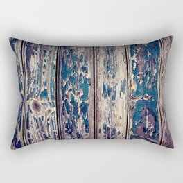 Flaking Paint 1 Rectangular Pillow