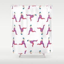 Leggy Ladies Shower Curtain