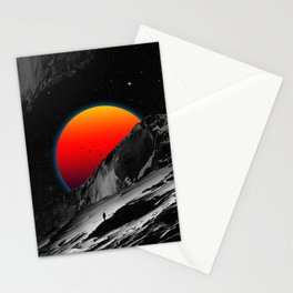 Slope Stationery Cards