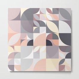 Pattern 123 Metal Print