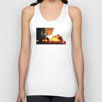 river song Tank Tops featuring Find River Song by Nero749