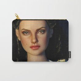 Padme on the Balcony Carry-All Pouch