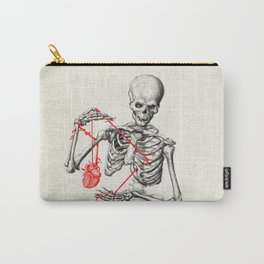 I need a heart to feel complete Carry-All Pouch