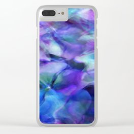 Hypnotic dreams Clear iPhone Case