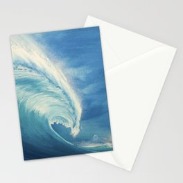 Kanagawa revisited Stationery Cards