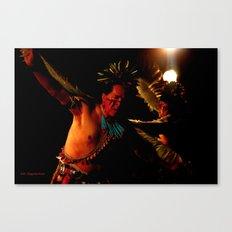 Sioux Nation Eagle Dancers Canvas Print
