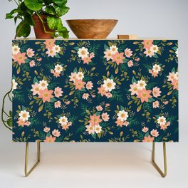 Spring flowers Credenza