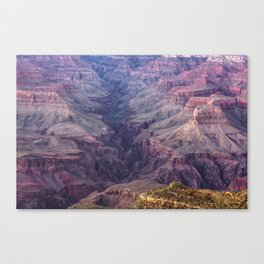 Over the Years - Grand Canyon - Arizona Canvas Print